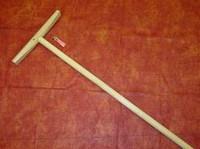 Деревянная швабра для мытья полов