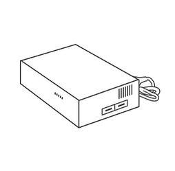 COMMAX - MDC-201PC - Регистр карт для системы CIOT (тип MTB)