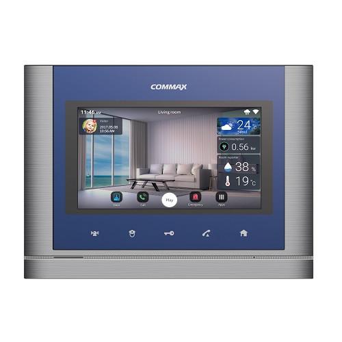 COMMAX - CMV-70MX(BLUE) - Android, технология IoT -  монитор с памятью