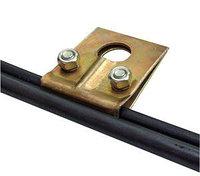 Зажим поддерживающий ЗП-8-1 или ППО для оптического кабеля типа ОК/Т или ОК/Д