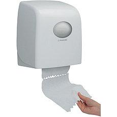 Диспенсер Aquarius Slimroll 6953 для рулонных бумажных полотенец белый от Kimberly-Clark Professional, фото 3