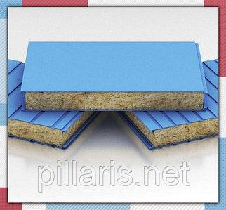 Стеновые сэндвич-панели 120 мм