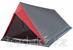 Палатка HIGH PEAK MINILITE 2, цвет темно-серый/красный