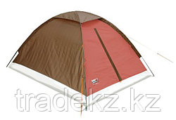 Палатка HIGH PEAK MONODOME PU, цвет бежевый/коричневый
