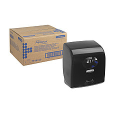 7956 Aquarius Slimroll диспенсер для рулонных бумажных полотенец чёрный Kimberly Clark Professional, фото 3