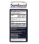 Sambucol, Черная бузина, Сироп для детей, с ягодным вкусом, 7.8 жидких унций (230 мл), фото 2