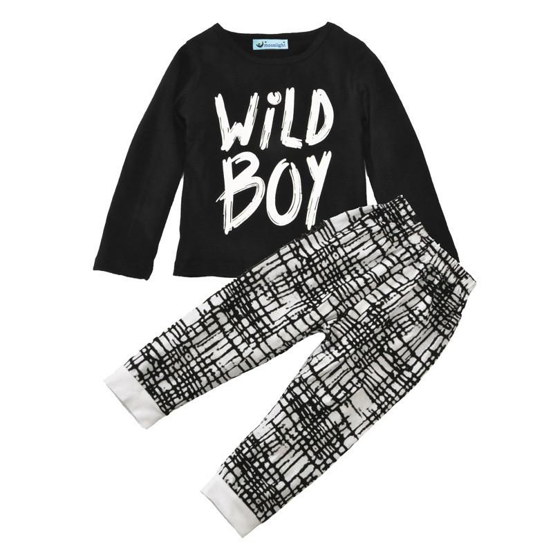 """Костюм """"Wild Boy"""", цвет черный"""