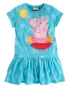 """Детское платье,  """"Свинка Пэппа""""  24 мес"""