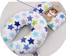 Детская автомобильная подушка