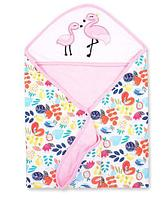 "Плед махровый ""Фламинго"", с уголком, Mum's care"