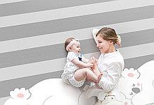 Игровой двусторонний коврик Парклон Коалы +Слоники за хвостики 200*180*1см