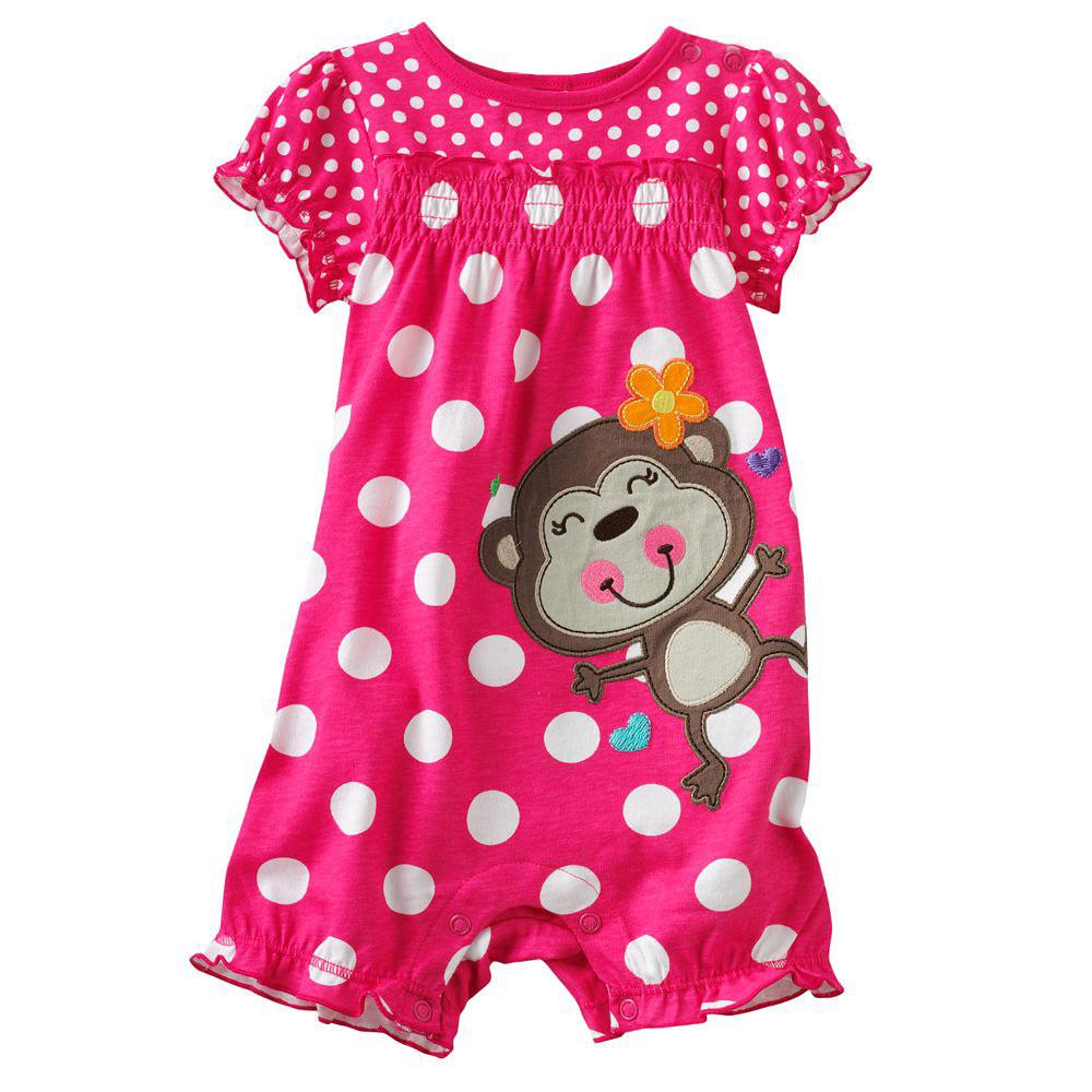 Песочник для девочки, розовый в горошек, Jumping Beans