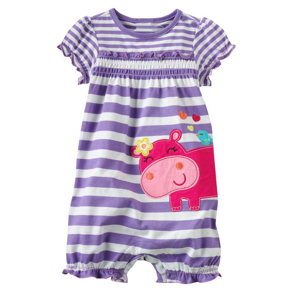 Песочник с коровкой, цвет фиолетовый 12 мес