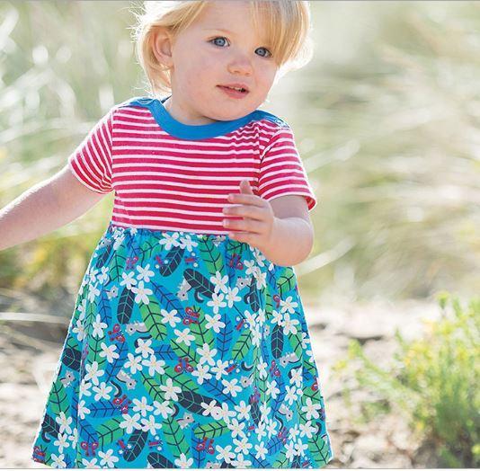 Платье летнее с цветочками