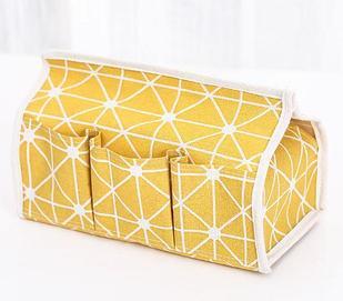 Органайзер для мелочей, цвет желтый