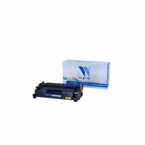 Лазерный картридж NV Print NV-CF226A/NV-052 (Совместимый (дубликат) Черный - Black) NV-CF226A/Canon 052
