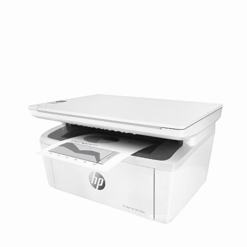 МФУ HP LaserJet Pro M28w B (Лазерный, A4, Монохромный (черно - белый), USB, Wi-fi, Планшетный) W2G55A