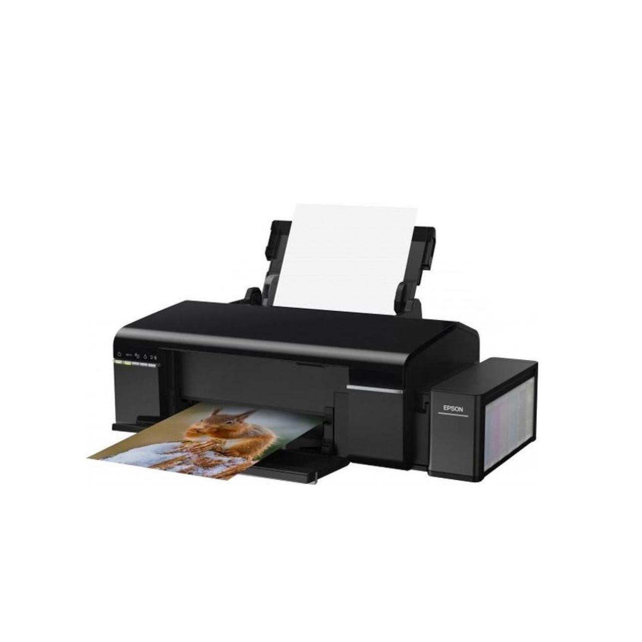 Принтер Epson Epson L805 Color (А4, Струйный, Цветной, USB, Wi-fi) C11CE86403