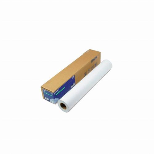 """Бумага для плоттеров (рулонная) Epson Bond Paper White (А1, 2"""" 50.8 мм, 50м, 80г/м2, Матовая, 24""""/610мм)"""