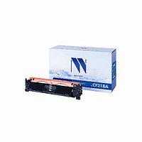 Лазерный картридж NV Print CF218A (Совместимый (дубликат) Черный - Black) NV-CF218ANC
