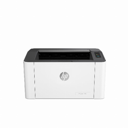 Принтер HP Laser 107a (А4, Лазерный, Монохромный (черно - белый), USB) 4ZB77A