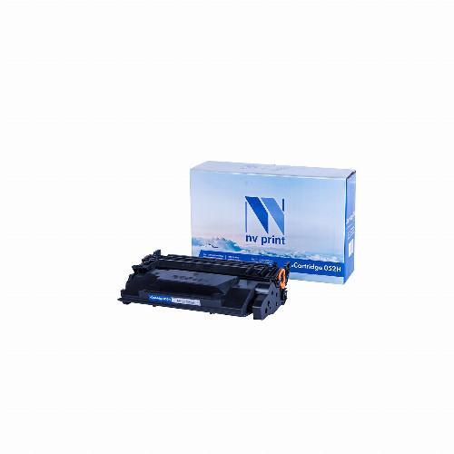 Лазерный картридж NV Print NV-052H (Совместимый (дубликат) Черный - Black) NV-052H