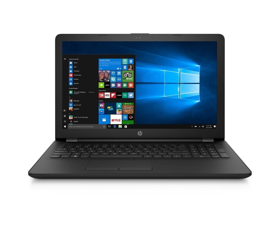 Ноутбук HP Notebook Core i3-5005U (Intel Core i3 2 ядра 4 Гб HDD 500 Гб DOS) 3XY41EA
