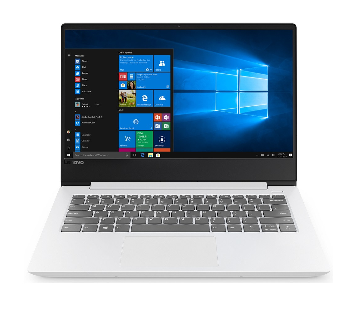 Ноутбук Lenovo IdeaPad 330s-14IKB (Intel Core i3 2 ядра 4 Гб SSD 256 Гб Windows 10) 81F401CARK