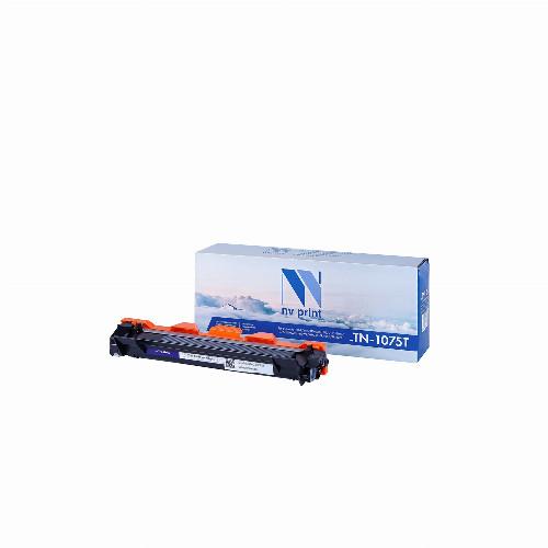 Лазерный картридж NV Print TN-1075T (Совместимый (дубликат) Черный - Black) NV-TN1075T