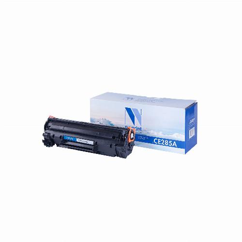 Лазерный картридж NV Print NV-CE285A (Совместимый (дубликат) Черный - Black) NV-CE285A