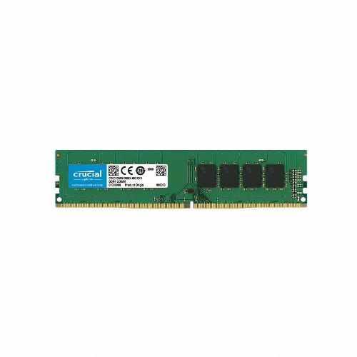 Оперативная память (ОЗУ) Crucial CT4G4DFS6266 (4 Гб, DIMM, 2666 МГц, DDR4, non-ECC, Unregistered) CT4G4DFS6266