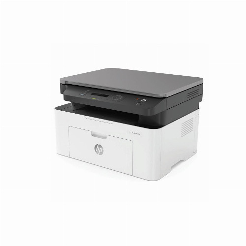 МФУ HP Laser MFP 135a (Лазерный, A4, Монохромный (черно - белый), USB, Планшетный) 4ZB82A