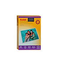 Бумага Kodak CAT 5740-806, плотность 200 г/м2 (А6 - 10х15, 100 листов) CAT 5740-806