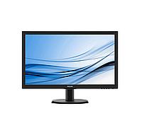 """Монитор Philips V Line 23.6"""" / 59.9см 1920 x 1080 Full HD TN 16:9 250 кд/м2 5 мс 1000:1 60 Гц 243V5LHSB/01"""