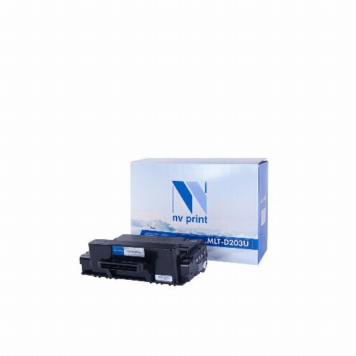 Лазерный картридж NV Print NV-MLT-D203U (Совместимый (дубликат) Черный - Black) NV-MLTD203U