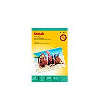 Бумага Kodak CAT 5740-802, плотность 180 г/м2 (А6 - 10х15, 100 листов) CAT 5740-802