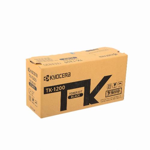 Тонер картридж Kyocera TK-1200 (Оригинальный, Черный - Black) 1T02VP0RU0