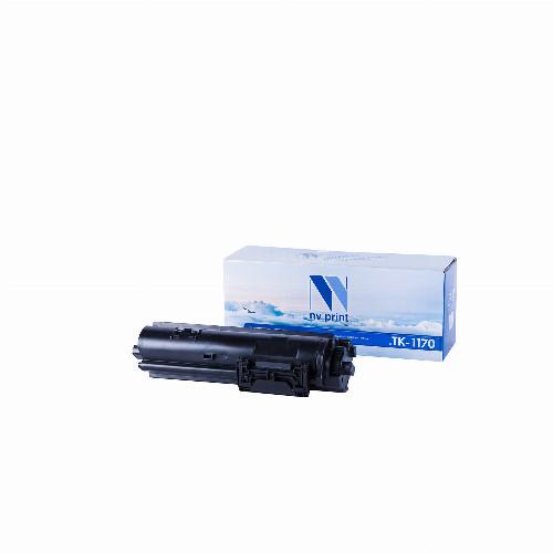 Тонер картридж NV Print NV-TK-1170 (Совместимый (дубликат) Черный - Black) NV-TK1170