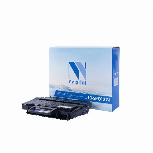 Лазерный картридж NV Print NV-106R01374 (Совместимый (дубликат) Черный - Black) NV-106R01374