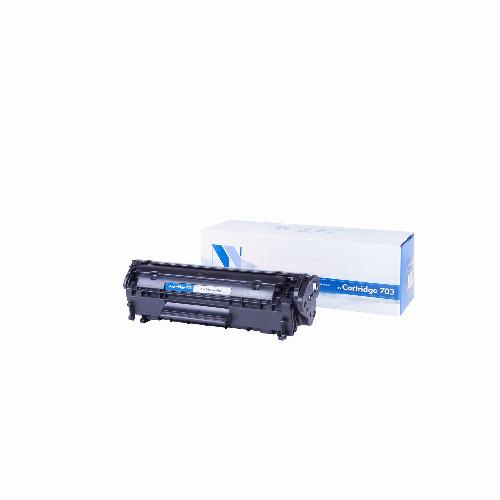 Лазерный картридж NV Print NV-703 (Совместимый (дубликат) Черный - Black) NV-703