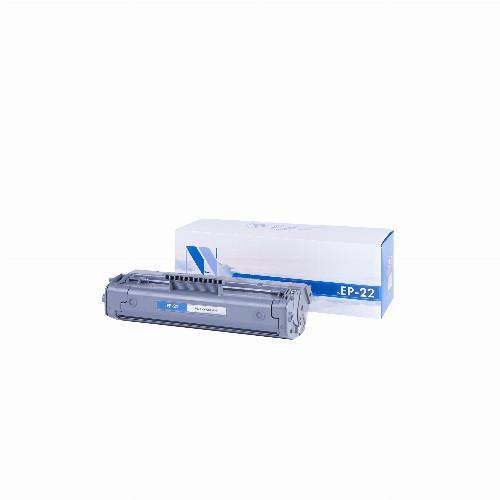 Лазерный картридж NV Print NV-EP-22 (Совместимый (дубликат) Черный - Black) NV-EP22