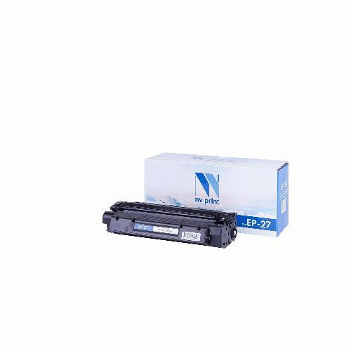 Лазерный картридж NV Print NV-EP-27 (Совместимый (дубликат) Черный - Black) NV-EP27