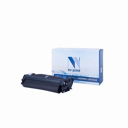 Лазерный картридж NV Print NV-Q5949A (Совместимый (дубликат) Черный - Black) NV-Q5949A