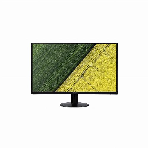 """Монитор Acer SA230BID (23"""" / 58,42см, 1920 x 1080 (Full HD), IPS, 16:9, 250 кд/м2, 4 мс, 1000:1, 60 Гц, 1 x VGA, 1 x DVI, 1 x HDMI, Черный)"""