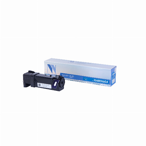 Тонер картридж NV Print NV-106R01604 (Совместимый (дубликат) Черный - Black) NV-106R01604Bk