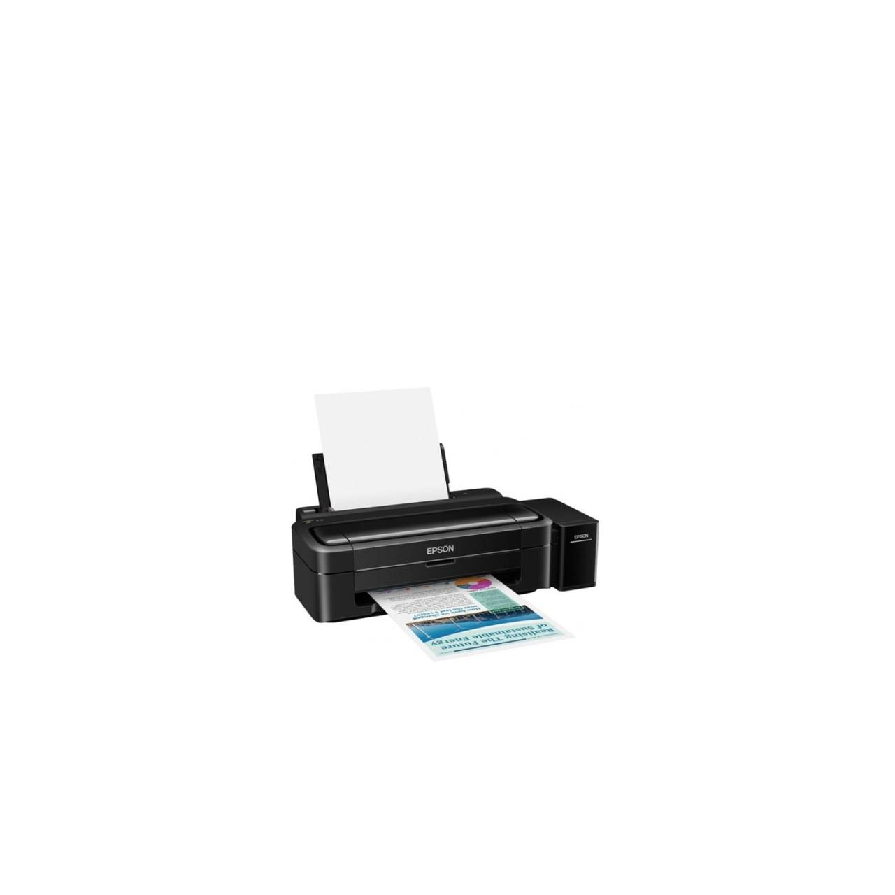 Принтер Epson Epson L312 Color (А4, Струйный, Цветной, USB) C11CE57403