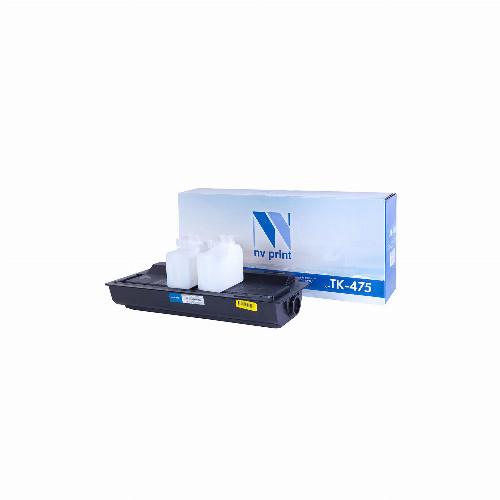 Тонер картридж NV Print NV-TK-475 (Совместимый (дубликат) Черный - Black) NV-TK475