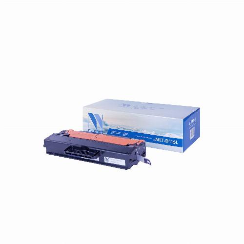 Лазерный картридж NV Print NV-MLT-D115L (Совместимый (дубликат) Черный - Black) NV-MLTD115L