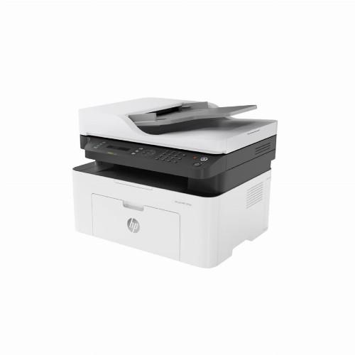 МФУ HP Laser 137fnw B (Лазерный A4 Монохромный (черно - белый) USB Ethernet Wi-fi Планшетный) 4ZB84A
