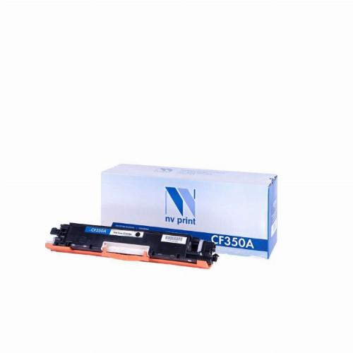 Лазерный картридж NV Print NV-CF350A (Совместимый (дубликат) Черный - Black) NV-CF350ABk